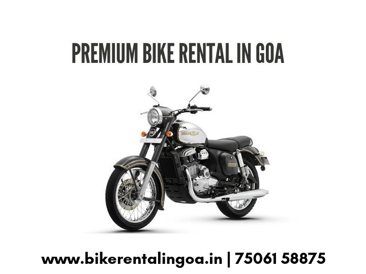 Pearl Of Orient Bike Rental In Goa Goa Tourist Spots Bike