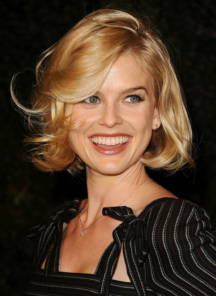 Alice Eve hair length - for another time