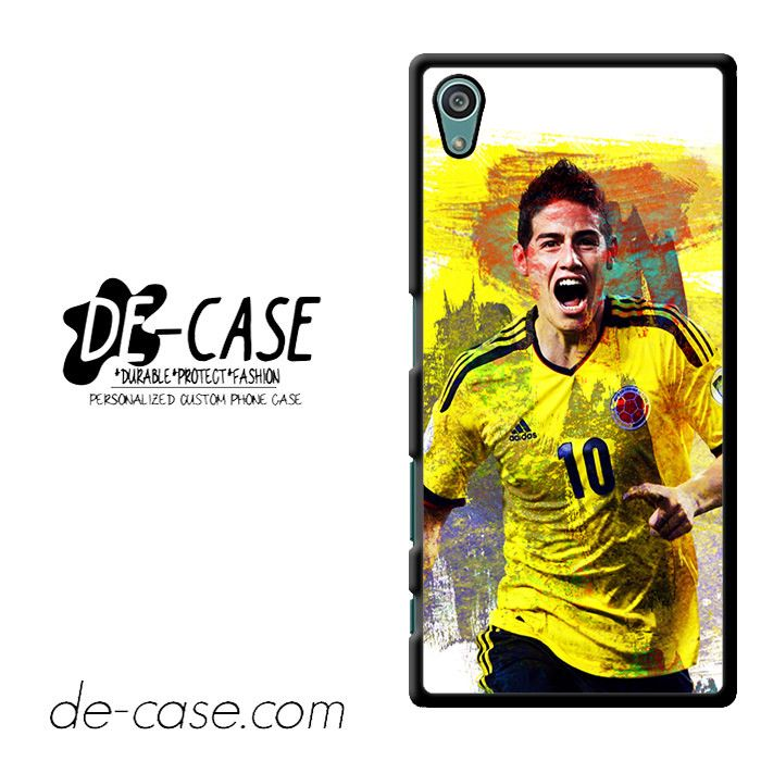 James Rodriguez Football Player DEAL-5789 Sony Phonecase Cover For Xperia Z5
