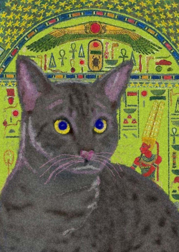 »Tut mir leid, wenn ich dich erschreckt habe«, fuhr Tinka fort und wandte ihren Blick wieder nach draußen. »Aber ich tu dir ja nichts, will mich bloß ein bisschen mit dir unterhalten.« »Unterhalten ... «, echote Rafi, als er endlich Worte fand. »Du kannst also sprechen? Wie ein Mensch?  « » Natürlich kann ich sprechen. Alle Katzen können das.« Das Größenwahn Märchenbuch band 2 - ab 7. November 2014 im Handel.