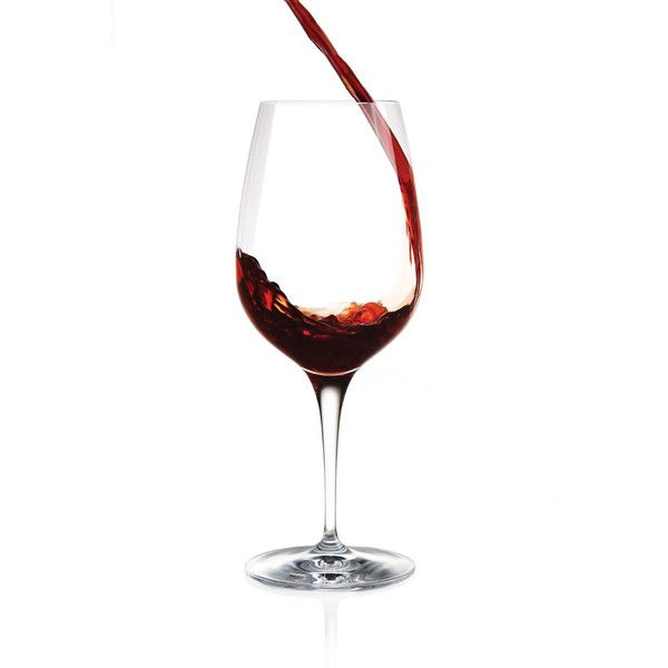 Cashs Crystal Wine Cru Cabernet, Merlot Red Wine Glasses, Set of 4 ($39) ❤ liked on Polyvore featuring home, kitchen & dining, drinkware, crystal red wine glasses, red wine glasses, red wine glass and crystal drinkware