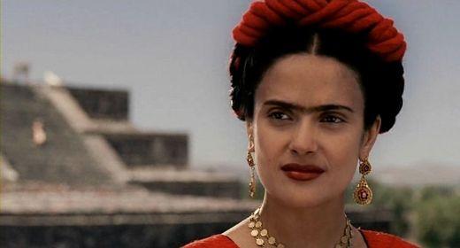 Frida Kahlo in Frida #creator #archetype #brandpersonality