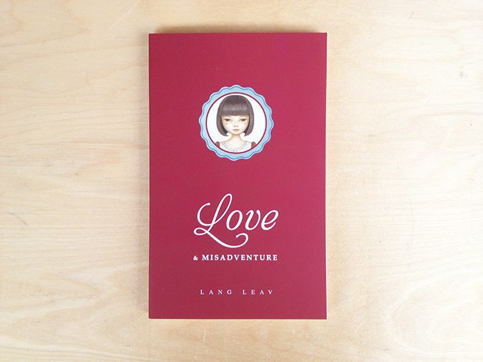 Love and Misadventure by Lang Leav   BooksActually