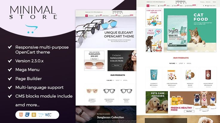 The 95 best OpenCart Themes & Templates images on Pinterest