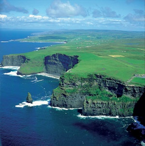 Cliffs of Moher, Ireland - On my Bucket List to see