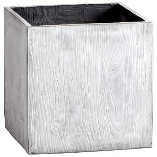 Check out the Cyan Design 05485 Box Woody Planter in Light Grey