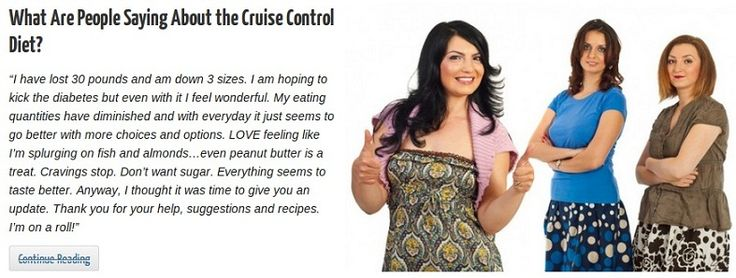 the cruise control diet review testimonials and success stories