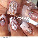 Stephanie Rochester @_stephsnails_ MermaidNails #u...Instagram photo   Websta (Webstagram)