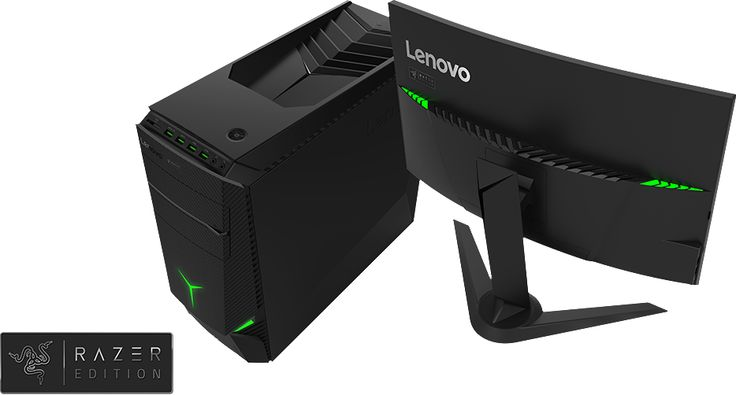 Lenovo and Razer Edition Gaming Devices