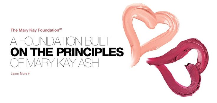 Learn about The Mary Kay FoundationSM http://www.marykay.com/jonichapman Call or text: 619-592-1760