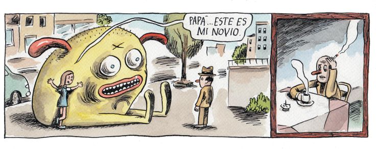 #Monstruo