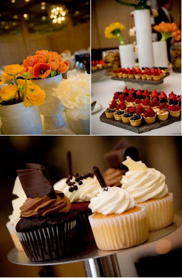 FoodDeserts Bar, Cupcakes Ideas, Desserts Ideas, Wedding Food, Summer Wedding, Wedding Desserts, Desserts Bar, Cake Cupcakes Mor, Fruit Tarts