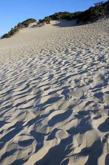 Dune-Piscinas, Sardinia Italy