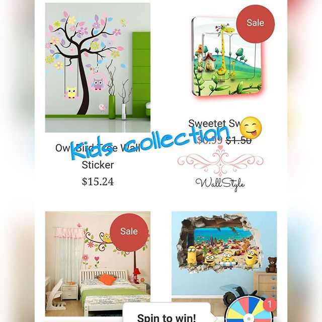 Home Homedesign Homedecor Style Beautiful Family Amazing Fun Design Decor Decoration Wallsticker Livingroom Baby Kids Nature Tree