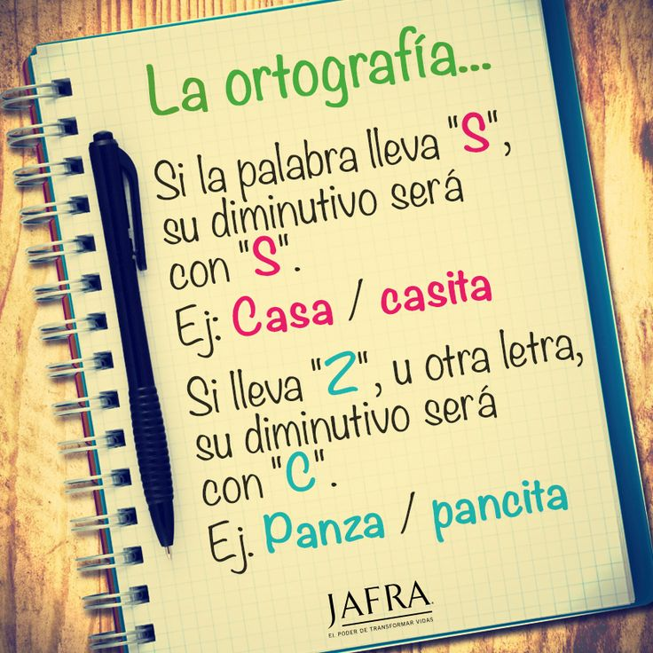 Ortografía Good tip for #spanish #orthography  Repin for later!