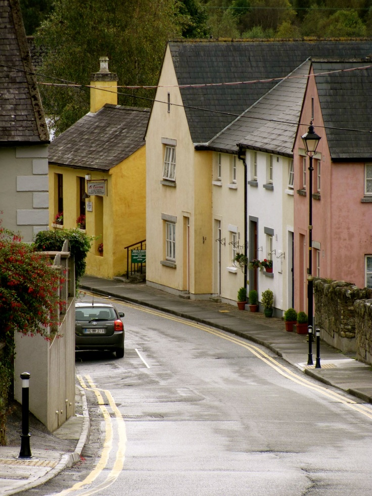 Avoca, County Wicklow, Ireland