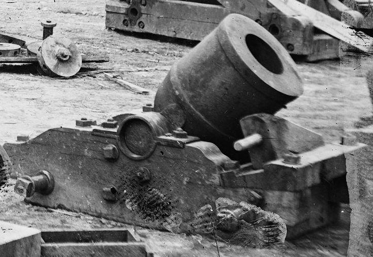 8inSiegeMortar - Siege artillery in the American Civil War - Wikipedia, the free encyclopedia