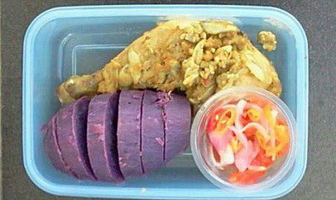 Resep diet mayo: ayam bumbu sambal dabu-dabu