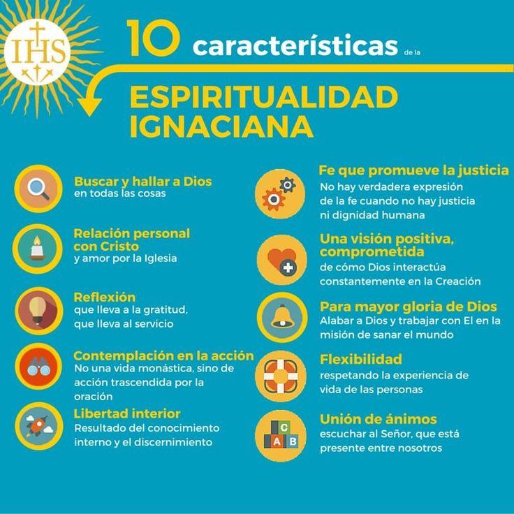 10 características de la espiritualidad Ignaciana