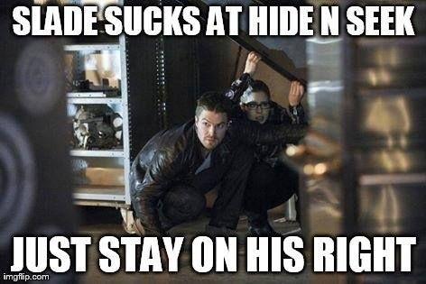arrow tv show memes | Arrow : les meilleurs memes