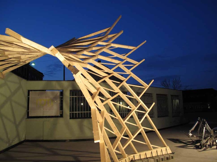 New Possibilities Of Creating Freeform Structures By