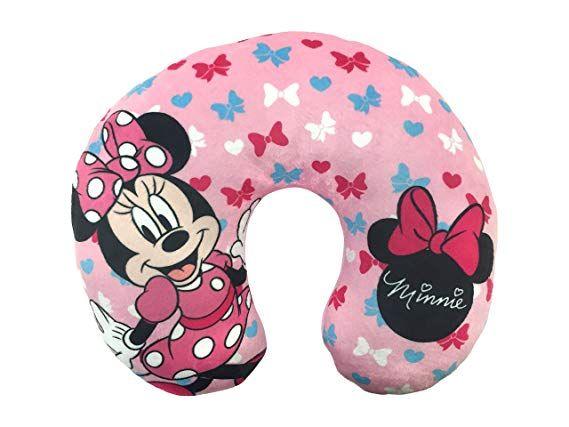 Travel Cushion Gamago Flamingo Pink Neck Pillow New SF1758