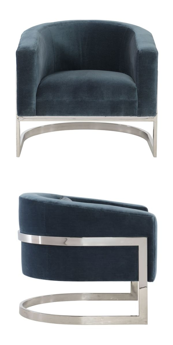 Living Room Decor | The perfect accent chair