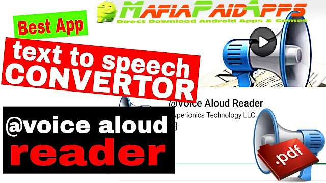 @Voice Aloud Reader v12.05.05b [Premium]  Apk for Android    @Voice Aloud Reader Premium Apk  @Voice Aloud Reader Premiumis aProductivityApplicationfor Android  Download last version of@Voice Aloud Reader PremiumApk for android fromMafiaPaidAppswith direct link  Tested ByMafiaPidApps  without adverts & license problem  without Lucky patcher & google play the mod  Listen to app reading aloud web pages PDF DOC TXT EPUB and FB2 files more. Upgrade for @Voice Aloud Reader. Removes all ads…