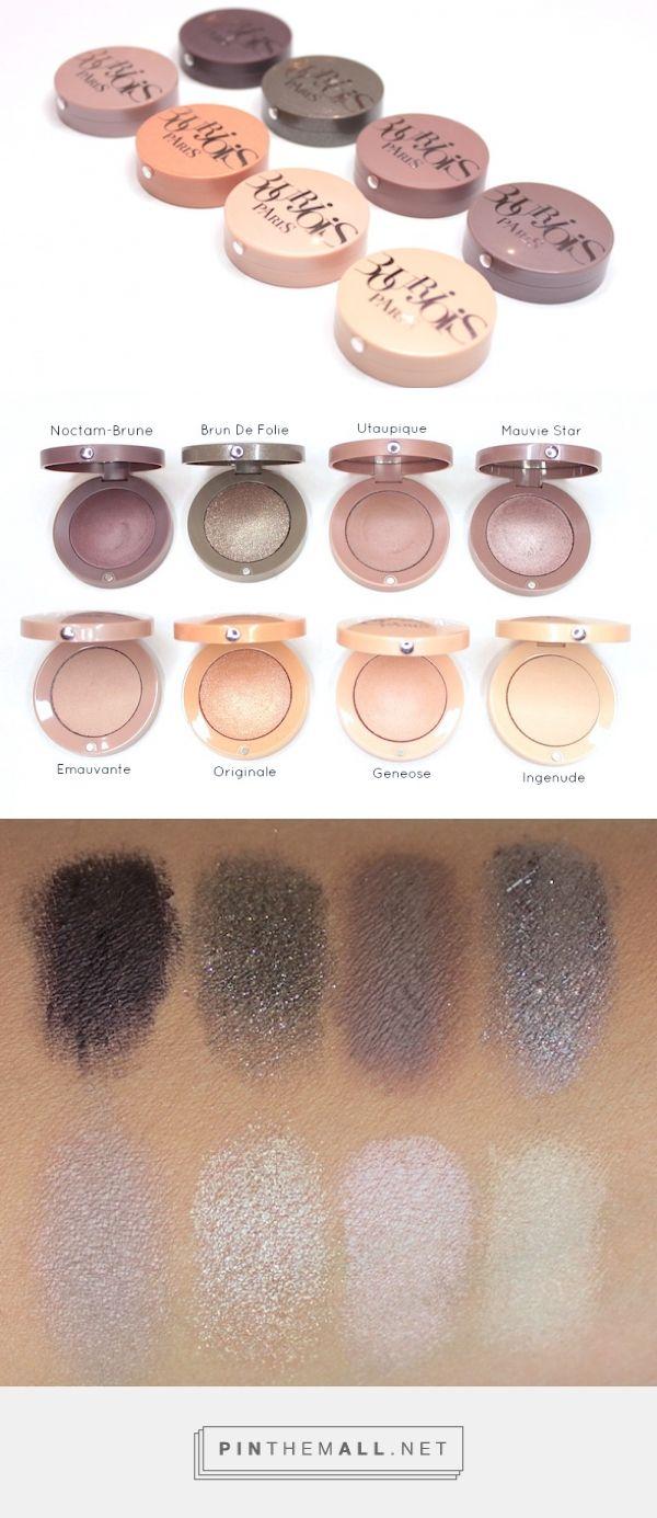 Bourjois Eyeshadow Pots
