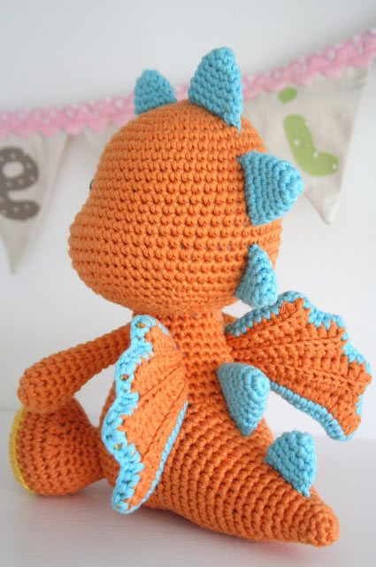 Toys To Crochet Free Patterns : 25+ best ideas about Crochet stuffed animals on Pinterest ...