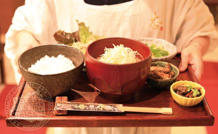【茨木グルメ】地元 茨木の老舗「幸せの居酒屋 喜泉」さんのお昼営業も、ほっこりとカラダとココロに染みる美味しさ!食べるお味噌汁と手間ひまかけた絶品ランチメニューで話題のお店「お味噌汁屋さん杏」さん