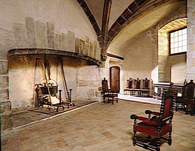 Chateau De Pau. Les Cuisines De Marguerite Du0027Angoulême