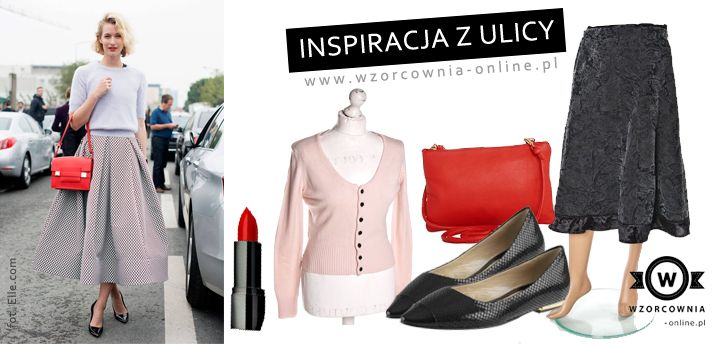 Inspired by street | #wzorcownia #streetstyle