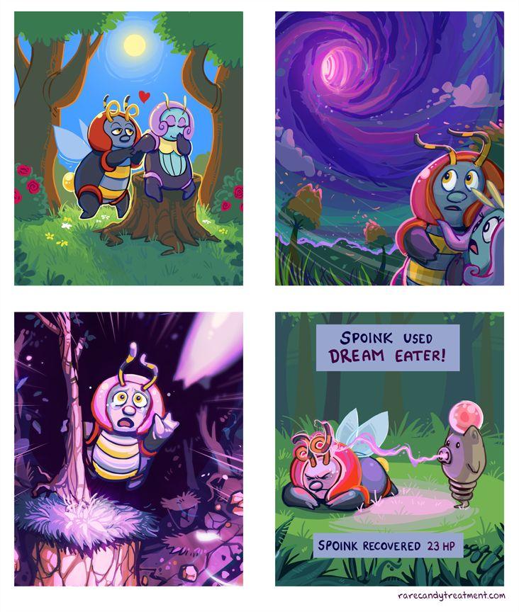 24 Funny Pokemon Comics From Rare Candy Treatment - Memebase - Funny Memes   Funny Pics With Caption