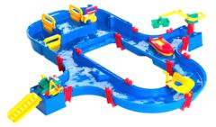 AQUAPLAY Harbour Lock Set 26 pc#aquaplay#water#play#outdoor#boats#toddler#preschool#summer#toys#beach#waterplay#kids#children#gifts#christmas#present#australia#