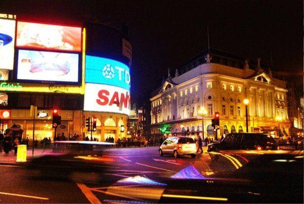#London West End