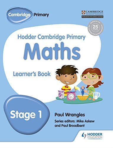 Hodder Cambridge Primary Maths Learner's Pdf Download e-Book