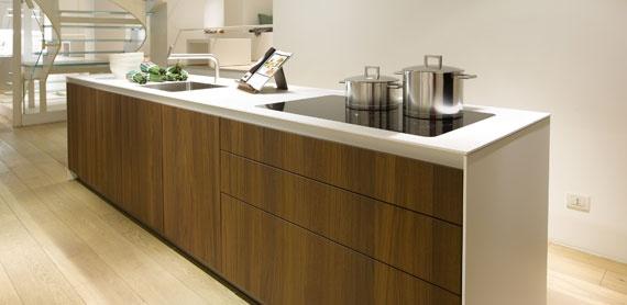 Oltre 20 migliori idee su piani da cucina in quarzo su - Materiali per piani cucina ...