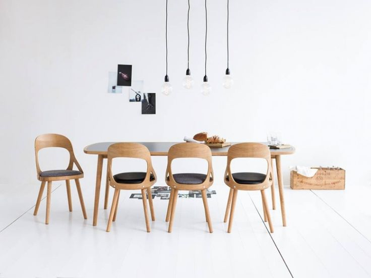 Comchairs Contemporary Design : ... has designed the Colibri chair for Swedish manufacturer HansK