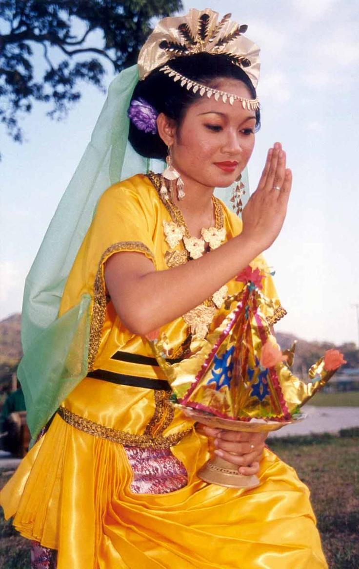 Sumbawa Dancer