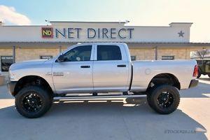 Net Direct Trucks >> Ram 2500 Tradesman Crew Cab Diesel Lifted 4 4 Truck 4 Wd Dodge New