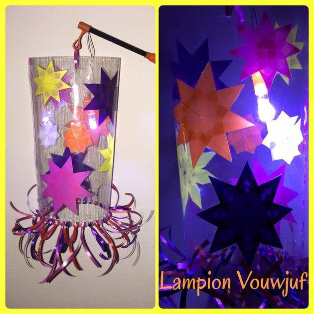 Lampion - De website van vouwjuf!