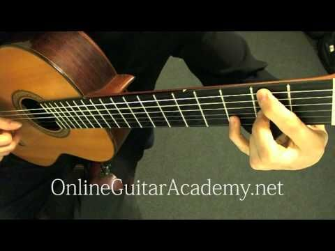 "C. Debussy - ""Clair de Lune,"" from Suite Bergamasque (classical guitar arrangement) - Los Angeles Guitar Academy"
