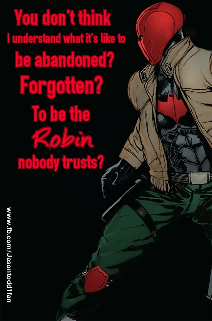 about Red Hood on ...
