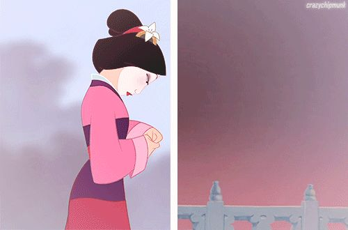 Mulan. This is so cool!!!!