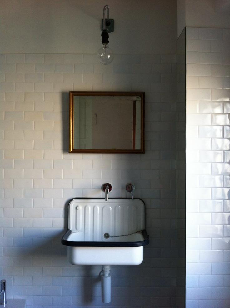 Chiara's bathroom