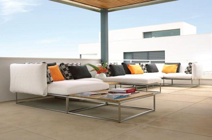 Mejores 156 imágenes de Outdoor furniture en Pinterest | Muebles de ...