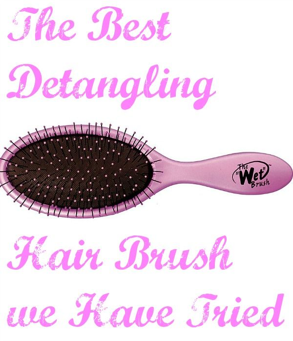 The best detangling hair brush we have tried - Baby Budgeting
