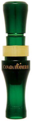 Buck Gardner Calls Canada Hammer II Goose Call - Green