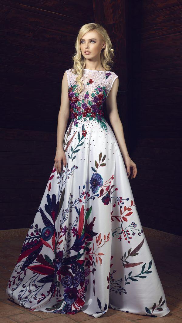 Tony Chaaya Haute Couture Evening Dresses 2017   Hi Miss Puff - Part 4